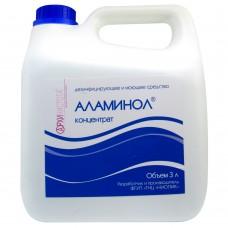 Аламинол дезинфицирующее средство 3 литра
