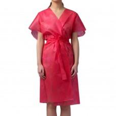 Халат-кимоно с поясом