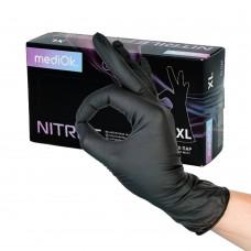 Перчатки нитриловые «MediOk» «Black+»