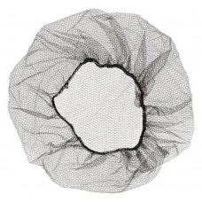 Одноразовая шапочка «Берет-сетка» черная