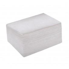Полотенца спанлейс 40 гр/м² с тиснением «Соты» сложенные