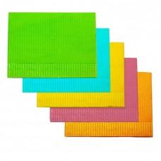 Салфетки ламинированные цветные Eurostandart