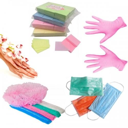 перчатки маски